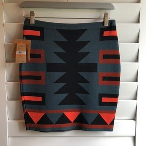 Rachel Roy power skirt. New with tags.